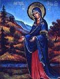 Пюхтицкая икона Божией Матери