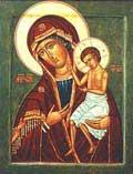 Икона Божией Матери ''Воспитание''