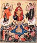Икона Божией Матери ''Живоносный Источник''